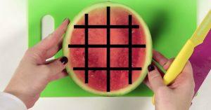 6 fantastische Früchte schneiden und Peeling Hacks - weniger Durcheinander, mehr Yumminess
