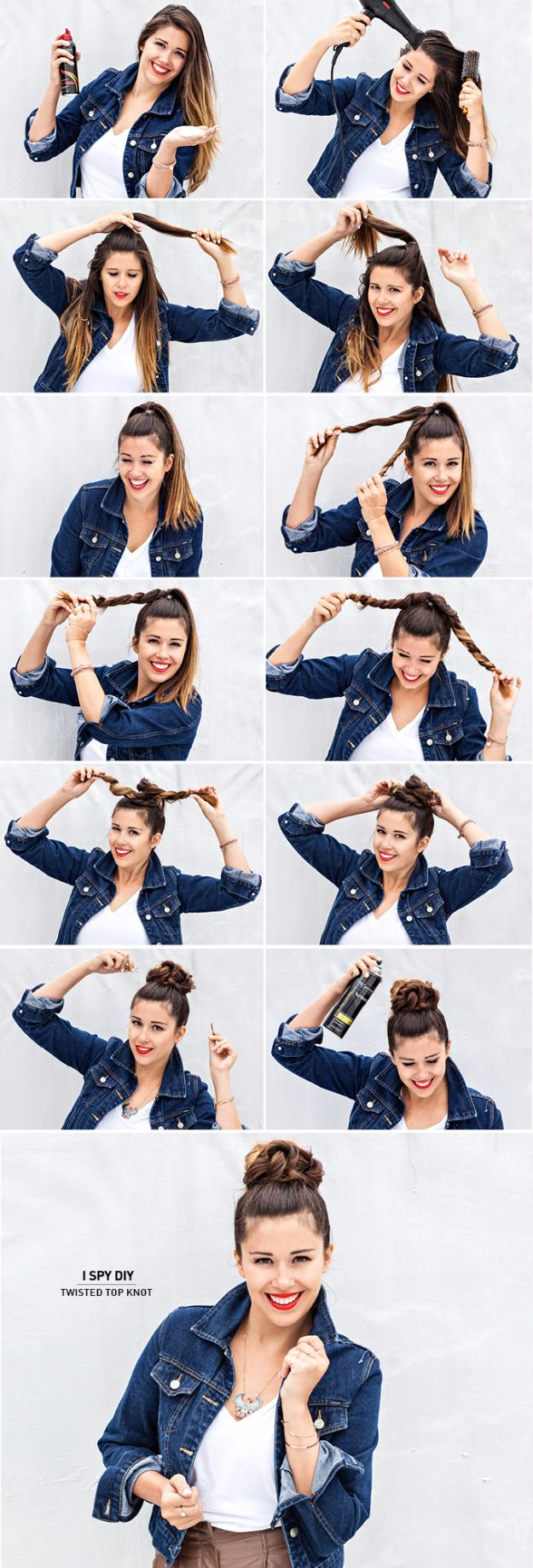33 Coole Haar Tutorials für den Sommer