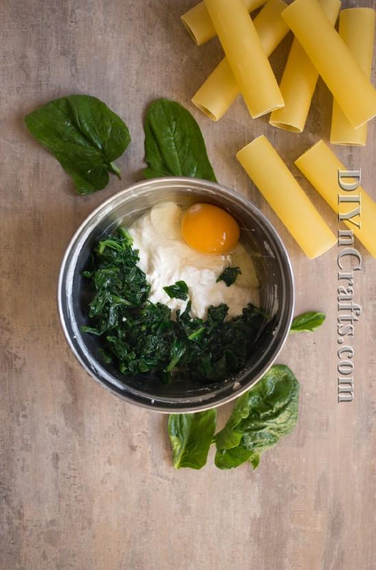 Faule Cannelloni ist das perfekte Gericht, das italienische Essen Craving zu zügeln