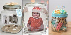 16 kreative Einmachglas-Geschenk-Ideen