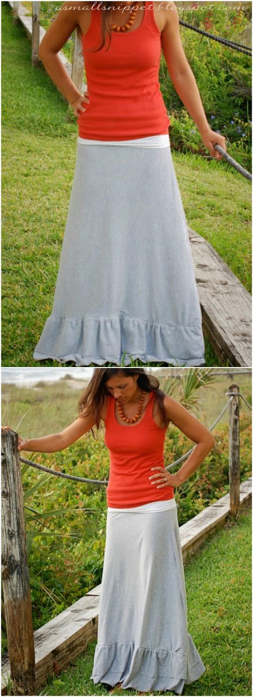 20 wunderschöne DIY Boho Fashion Pieces, die Sie für den Sommer machen können