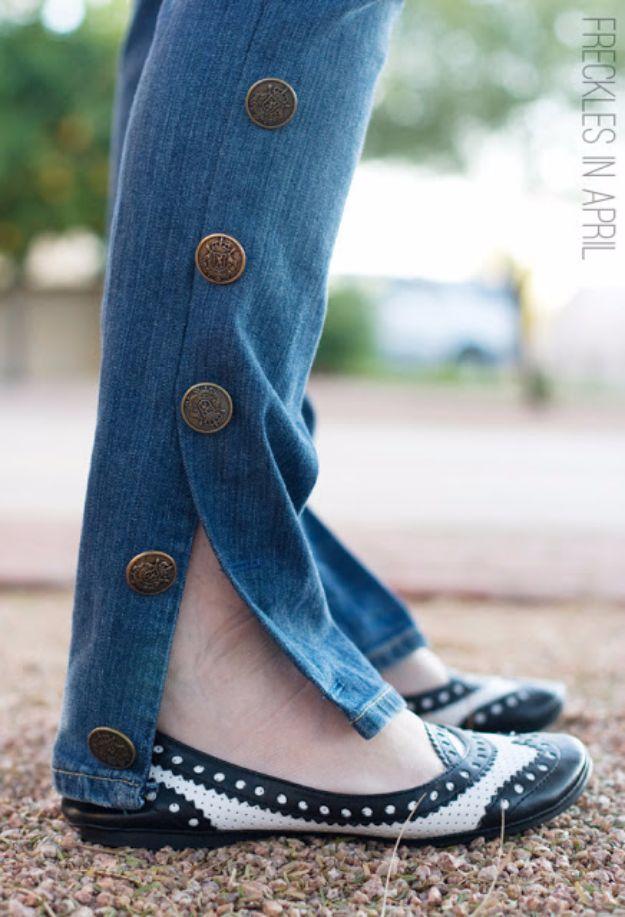 36 Genial Wege Ihre Jeans zu transformieren