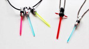 Sie sind kein echter Star Wars Fan, wenn Sie diese DIY Halskette nicht haben
