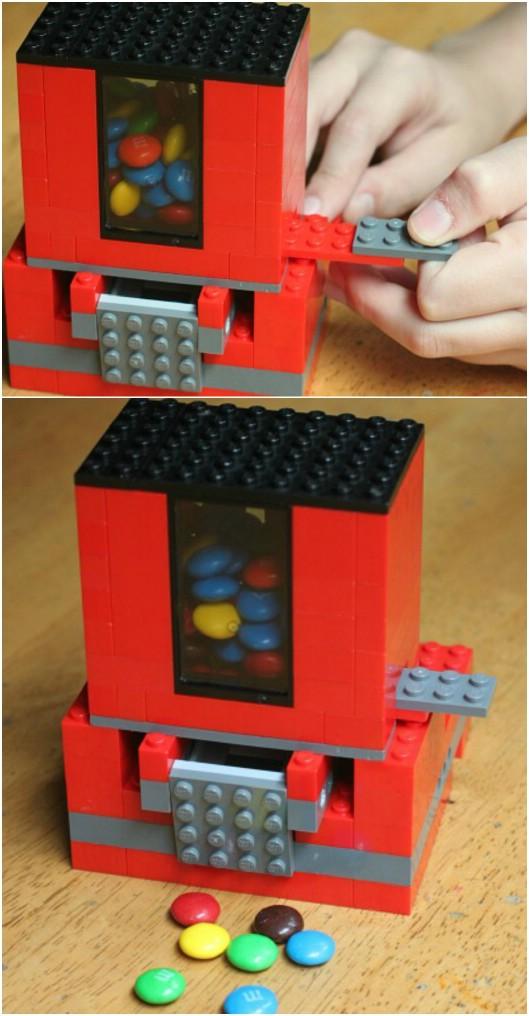 17 völlig cool DIY Lego Crafts, die Spaß machen und verwenden