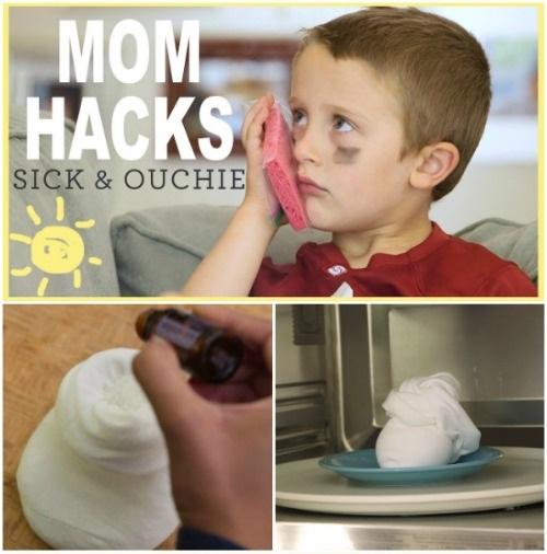 Diese Clever Hacks helfen Ihnen, Erkältung und Grippe mit Ihren Kindern zu überleben