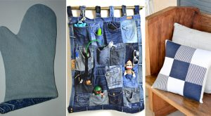 22 neue Wege, alte Jeans umzubenennen