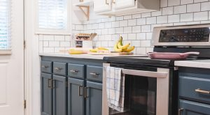 Kleiner Raum: Küchenrenovierung