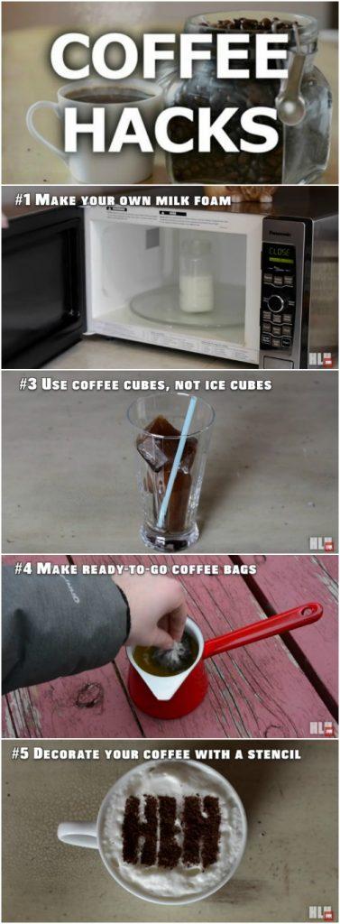 Beginnen Sie den Morgen mit diesen 5 Genius Coffee Hacks richtig