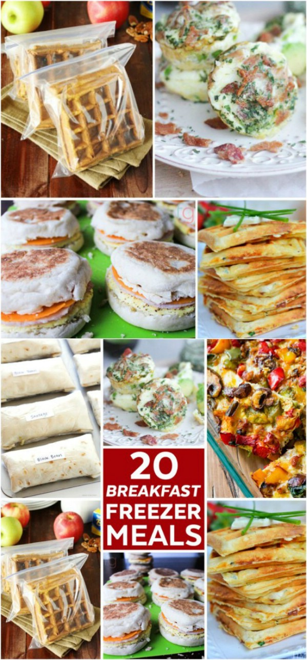 200+ Einfach zu machen Freezer Mahlzeiten, die Sie Zeit und Geld sparen