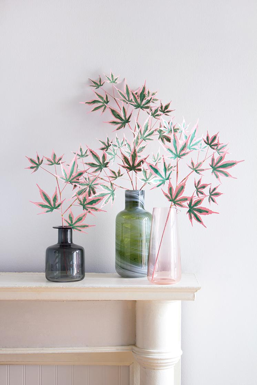 DIY Japanischer Ahornbaum
