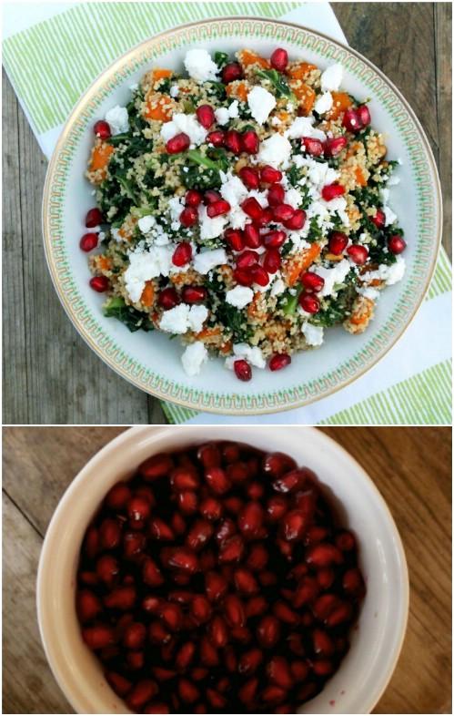 30 köstliche und gesunde Winter-Salat-Rezepte, die Farbe zu Ihren Mahlzeiten hinzufügen