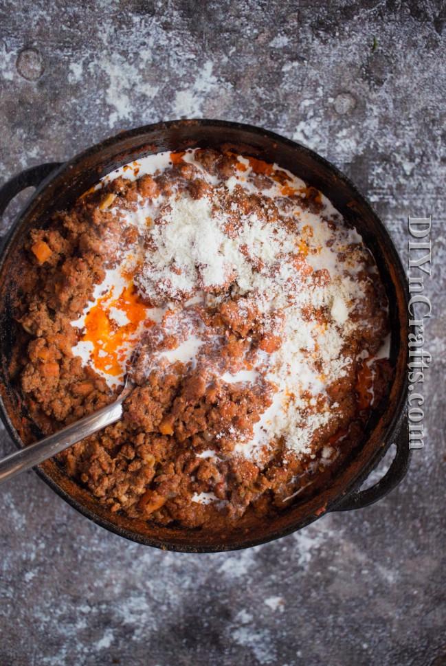Das beste Slow Cooker Bolognese Sauce Rezept