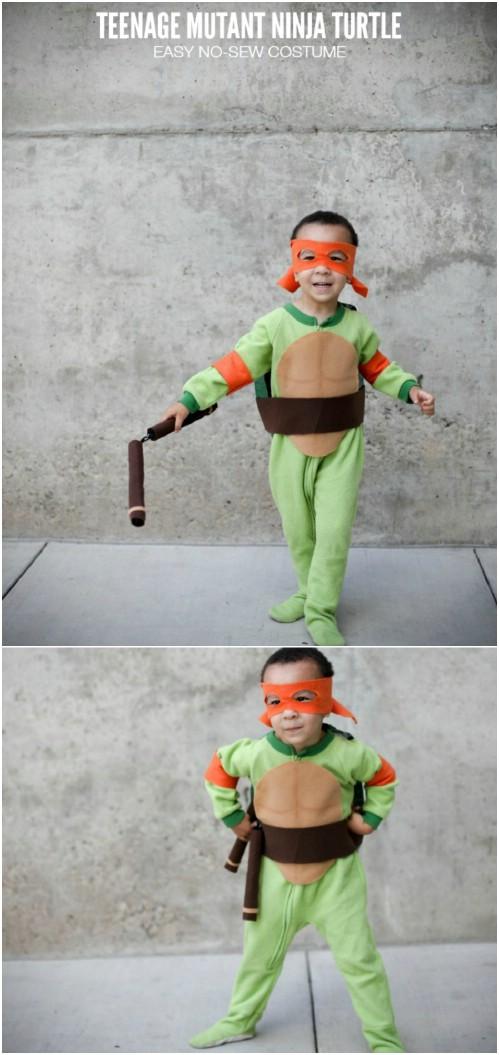 35 schnelle und einfache Last Minute Halloween-Kostüm-Ideen, die Sie in wenigen Minuten DIY
