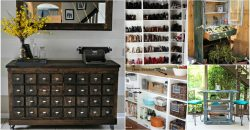 30 Genius Ideen für die Umwidmung alter Bücherregale in aufregende neue Dinge