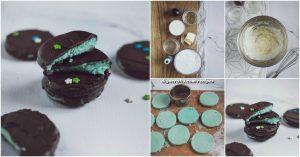 Fügen Sie diese selbst gemachten Pfefferminz-Pastetchen Ihrer Weihnachtssüßigkeit-Liste hinzu