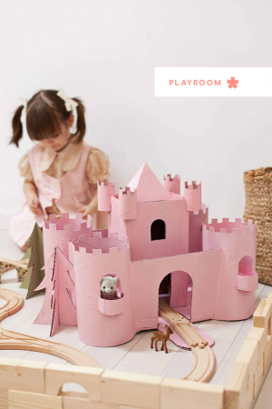 DIY Raum zu Raum: Pink