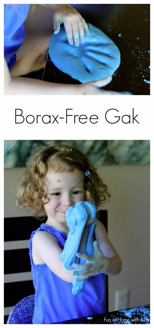 31 Borax frei, aber super beeindruckende Schleim Rezepte