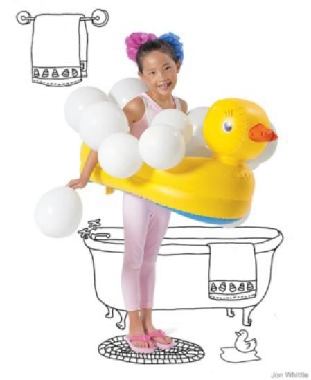60 Spaß und einfach DIY Halloween Kostüme Ihre Kinder werden lieben
