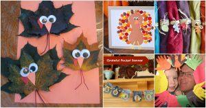 25 Spaß und kreatives Erntedank-Handwerk für Kinder