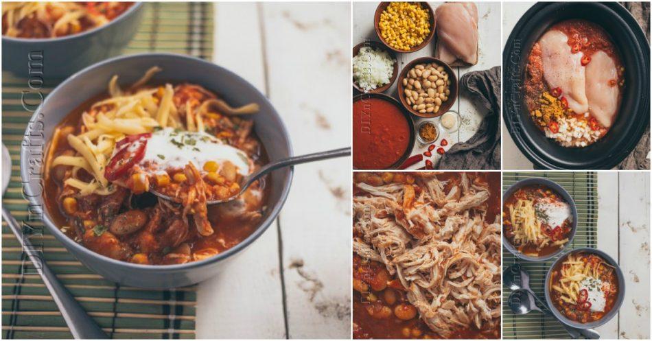 Diese Hühnchen-Enchilada-Suppe ist die perfekte Mahlzeit bei kaltem Wetter