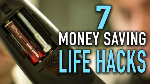 7 Geniale, lebensrettende Lifehacks, die du jetzt bewerben kannst
