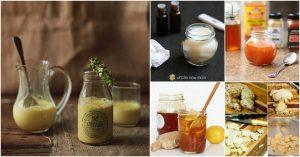23 Hausgemachte Heilmittel, um Sie durch die Erkältung und Grippe-Saison zu bekommen