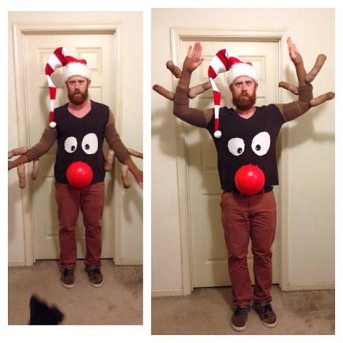 15 lustige hässliche Weihnachtsstrickjacken können Sie leicht DIY