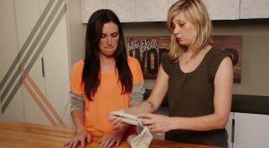 Wäsche-Leben-Hack: Vergessen Sie Trockner-Blätter, machen Sie Ihre eigenen Wolltrockner-Bälle!